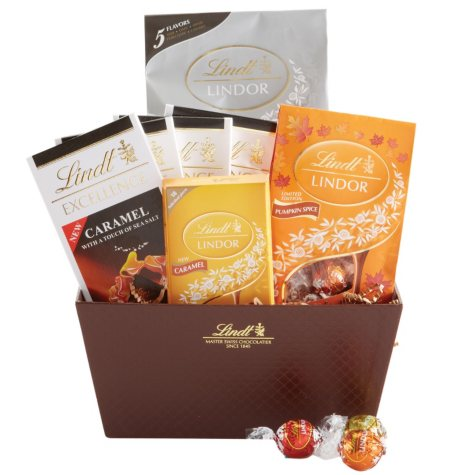 Lindt Fall Flavors Basket (37 oz.)