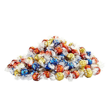 Lindt LINDOR Limited-Edition Assorted Truffles (550 ct. case)