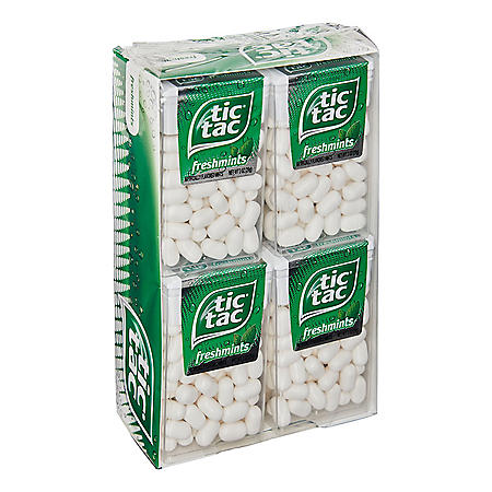 Tic Tac Freshmints Big Pack (1 oz., 12 ct.)