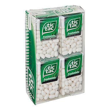 Tic Tac Freshmints Big Pack - 12 ct