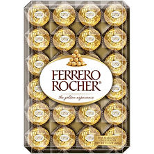 Ferrero Rocher Hazelnut Chocolates (21.1 oz.)