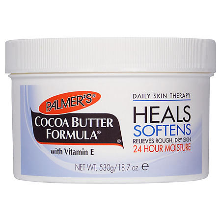 Palmer's Cocoa Butter Formula with Vitamin E Daily Skin Therapy Jar (18.7 oz.)