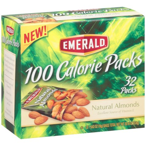 Emerald® 100 Calorie Packs - 0.63 oz. - 32 bags
