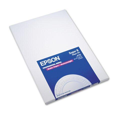 "Epson - Premium Presentation Paper, Inkjet, 13 x 19"", Matte - 50 Sheets"