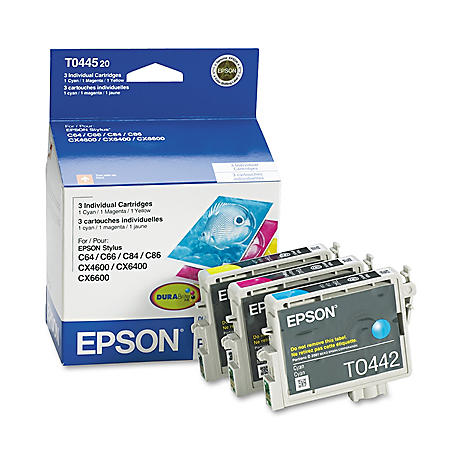 Epson T044520 Ink Cartridge Color Multipack