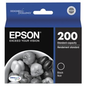 Epson 200 DURABrite Ultra Ink, Black