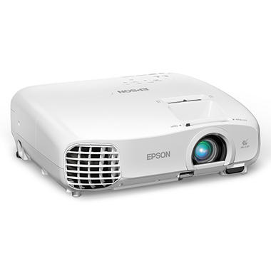 Home Cinema 2000 2D/3D 1080p 3LCD Projector