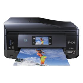 Epson® Expression Premium XP-830 Wireless Small-in-One Printer, Copy/Print/Scan
