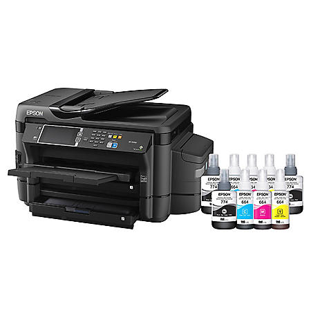 Epson WorkForce ET-16500 Special Edition EcoTank All-in-One Printer