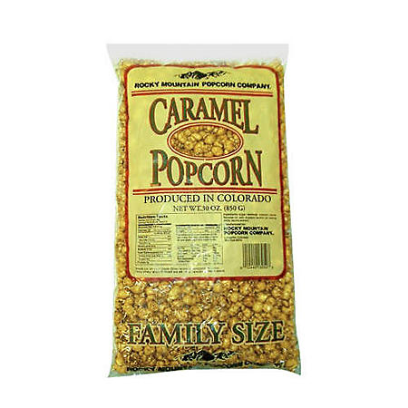 Caramel Popcorn - 30 oz. bag