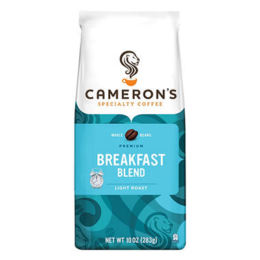 Cameron's Specialty Coffee Breakfast Blend Whole Bean Coffee (12 oz., 3 pk.)