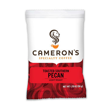 Cameron's Coffee Ground Toasted Southern Pecan (1.75 oz. ea., 24 ct.)