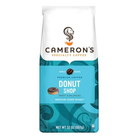 Cameron's Specialty Whole Bean Coffee, Select Flavor (32 oz., 2 lbs.)