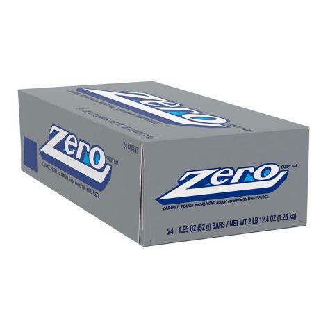 Zero Candy Bars (1.85 oz., 24 ct.)