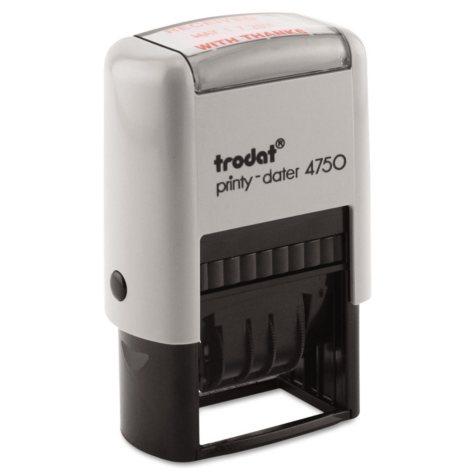 U. S. Stamp & Sign® trodat™ Economy 5-in-1 Date St