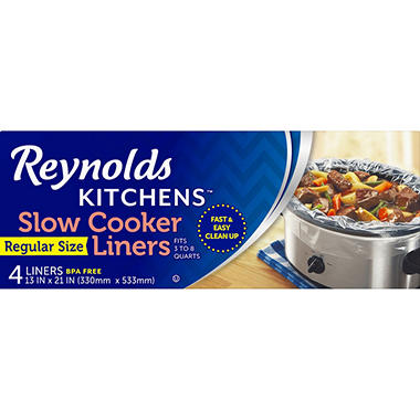 Reynolds Slow Cooker Liners (16ct)