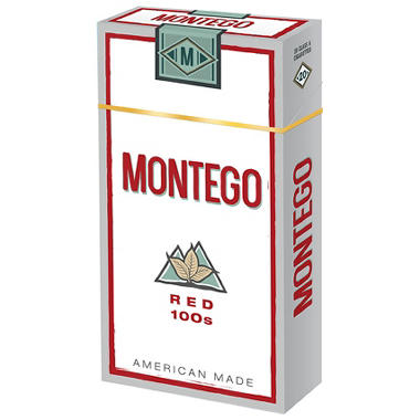 Montego Red Box 100s (20 ct. 10 pk.)