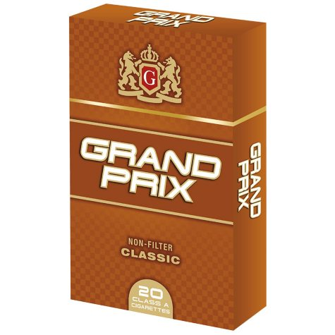 Grand Prix Non Filter Classic King Box (20 ct., 10 pk.)
