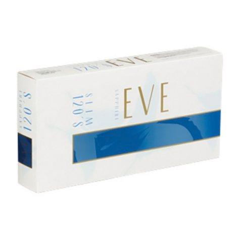 Eve Sapphire 120s Box (20 ct., 10 pk.)