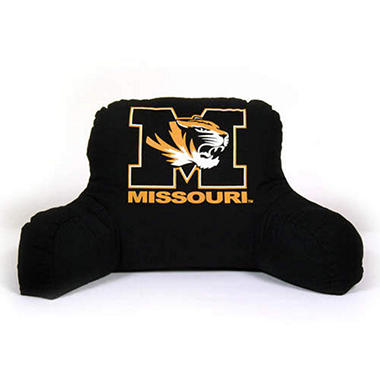 College Bedrest Pillow - Missouri