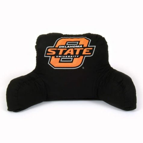 College Bedrest Pillow - Oklahoma State