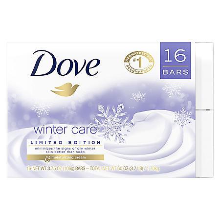 Dove Beauty Bar, White (3.75 oz., 16 ct.)