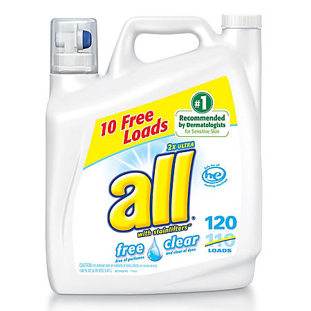Select ALL Detergent