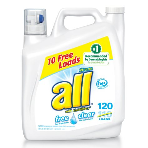 All® Laundry Detergent