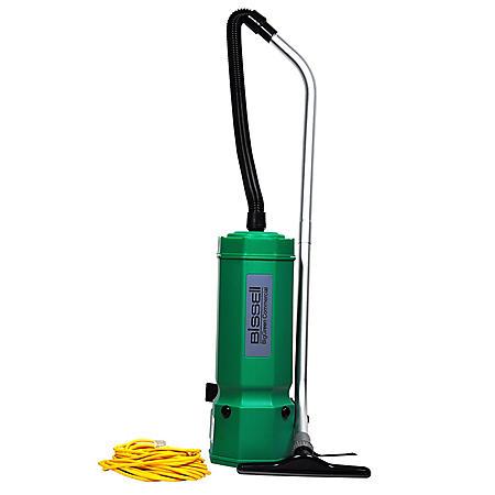 Bissell BigGreen Commercial BG1001 Backpack Vacuum (10 qt.)