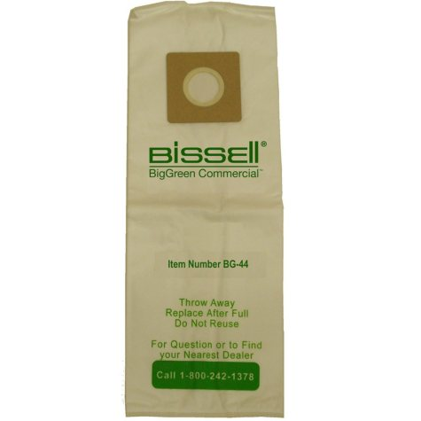 Bissell Commercial Disposable Filter Bag (4 pk.)