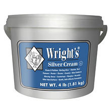 Wright's Silver Polish Tub (4 lbs.)