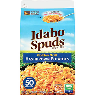 Golden Grill Premium Hashbrown Potatoes (33 oz.)