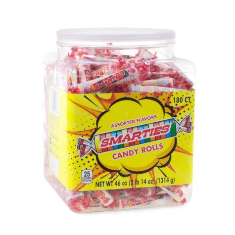 Smarties (180 ct. tub)