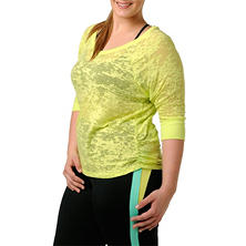 Rainbeau Curves Madelynn Plus Size Tee