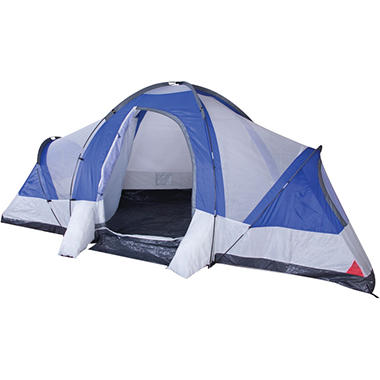 3-room Grand 18' Dome Tent
