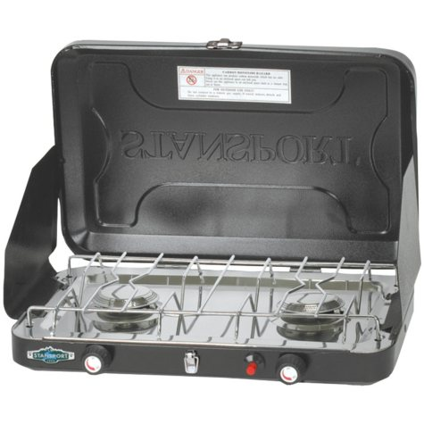 Compact High-output Cook Stove
