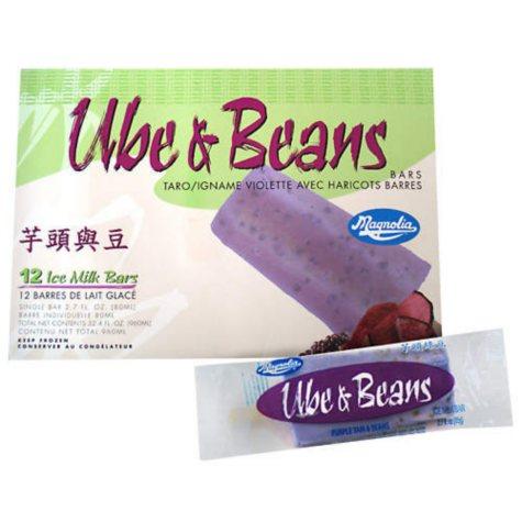 Magnolia® Ube & Beans Ice Milk Bars - 12 ct.