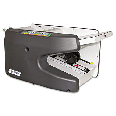 Martin Yale Model 1611 Ease-of-Use Tabletop AutoFolder, 9000 Sheets per Hour