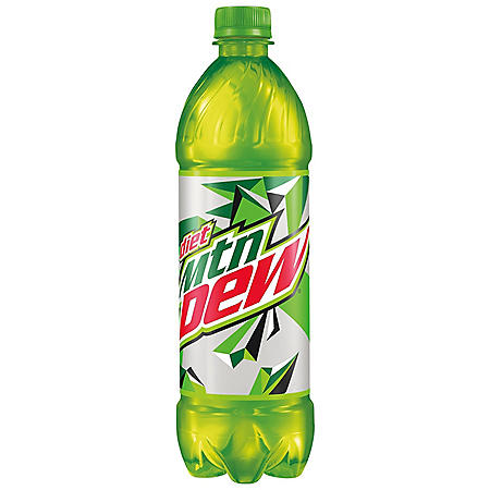 Diet Mountain Dew (24oz / 24pk)