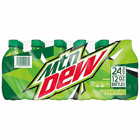 Mountain Dew (12oz / 24pk)