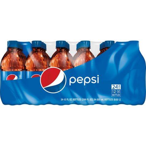 Pepsi (12 oz. bottles, 24 pk.)