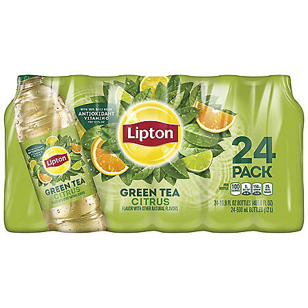 Lipton Green Tea with Citrus (16.9oz / 24pk)