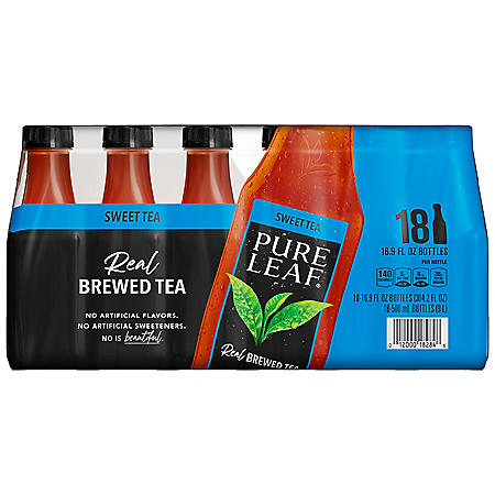 Pure Leaf Sweet Iced Tea (16.9oz / 18pk)