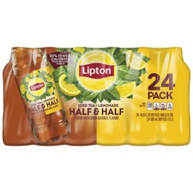 Lipton Half & Half Iced Tea & Lemonade (16.9 oz., 24 ct.)