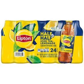 Lipton Half & Half Iced Tea & Lemonade (16.9 oz., 24 ct.)