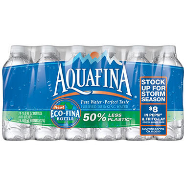 aquafina questionnaire Aquafina pure water, 169 oz, 32 ct  enter your email to receive great offers from costco business delivery.