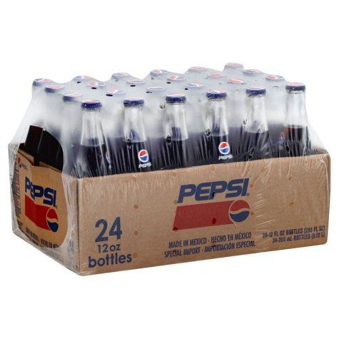 Mexican Pepsi (12 fl. oz., 24 pk.)
