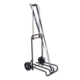 bugatti Business Cart, 250lb Capacity, Black/Chrome