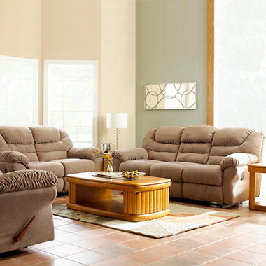 Nolan 3-way Reclining Sofa