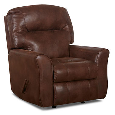 Klaussner Sanchez Rocking Recliner (Choose Color)